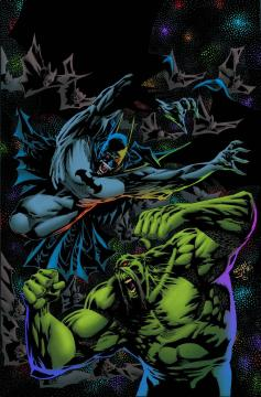 CONVERGENCE SWAMP THING