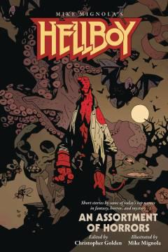 HELLBOY AN ASSORTMENT OF HORRORS SC PROSE