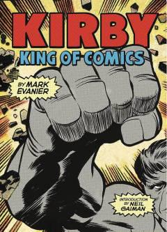 KIRBY KING OF THE COMICS TP ANNIV ED