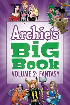 ARCHIES BIG BOOK TP 02 FANTASY
