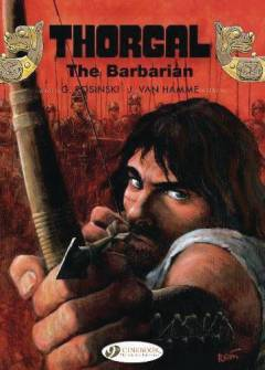 THORGAL GN 19 THE BARBARIAN