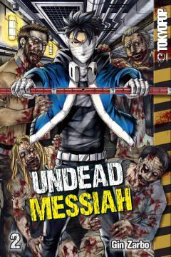 UNDEAD MESSIAH MANGA GN 02