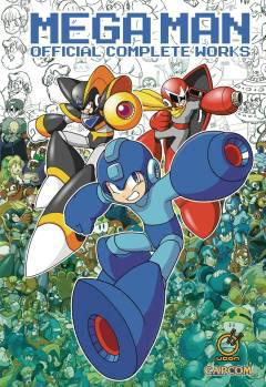 MEGA MAN OFFICIAL COMPLETE WORKS TP