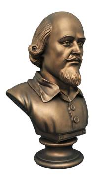 BATMAN 1966 SHAKESPEARE HEAD BUST BANK