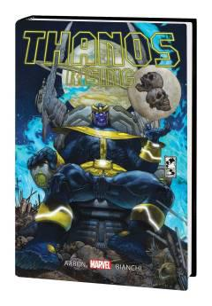 THANOS RISING HC MARVEL SELECT
