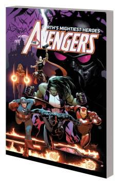 AVENGERS BY JASON AARON TP 03 WAR OF VAMPIRE