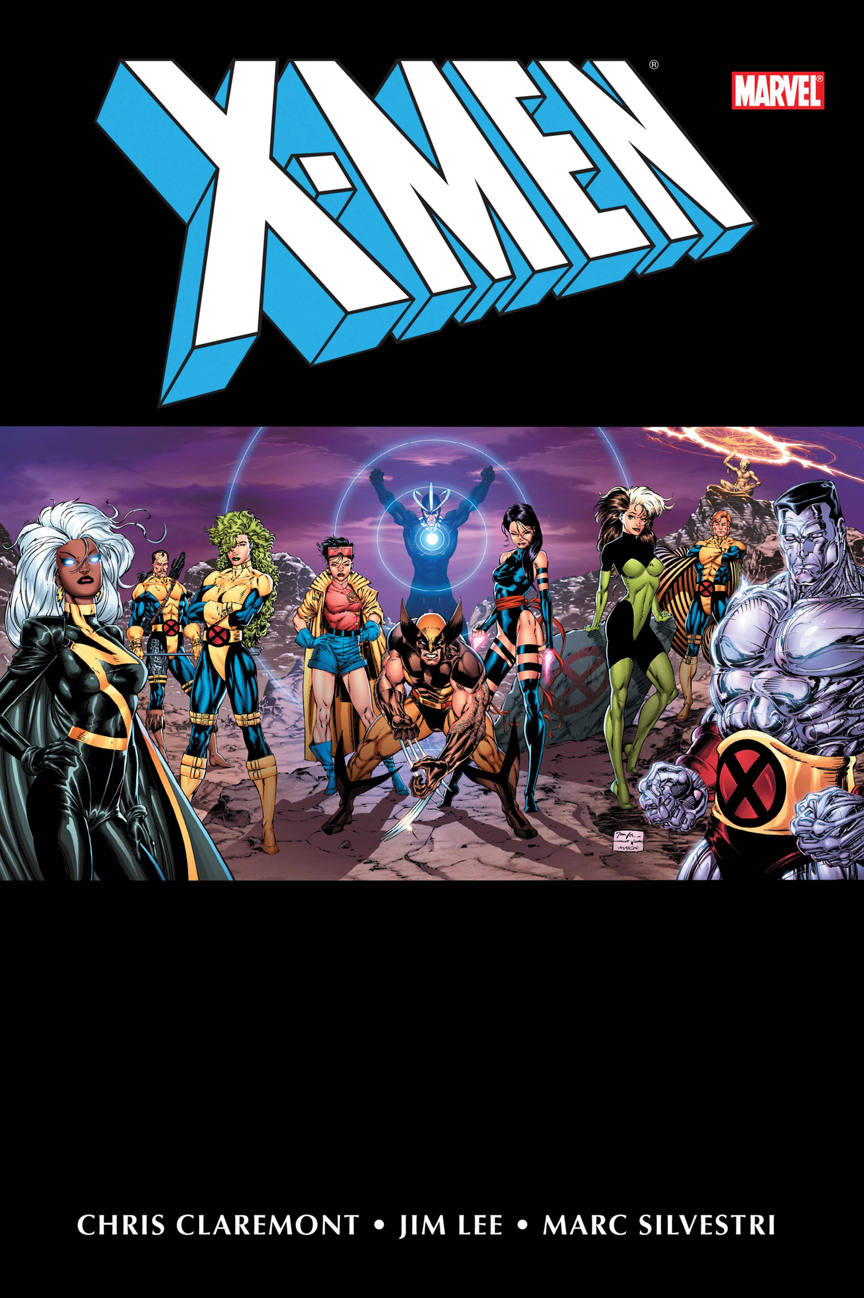 X-MEN BY CLAREMONT AND LEE OMNIBUS HC 01
