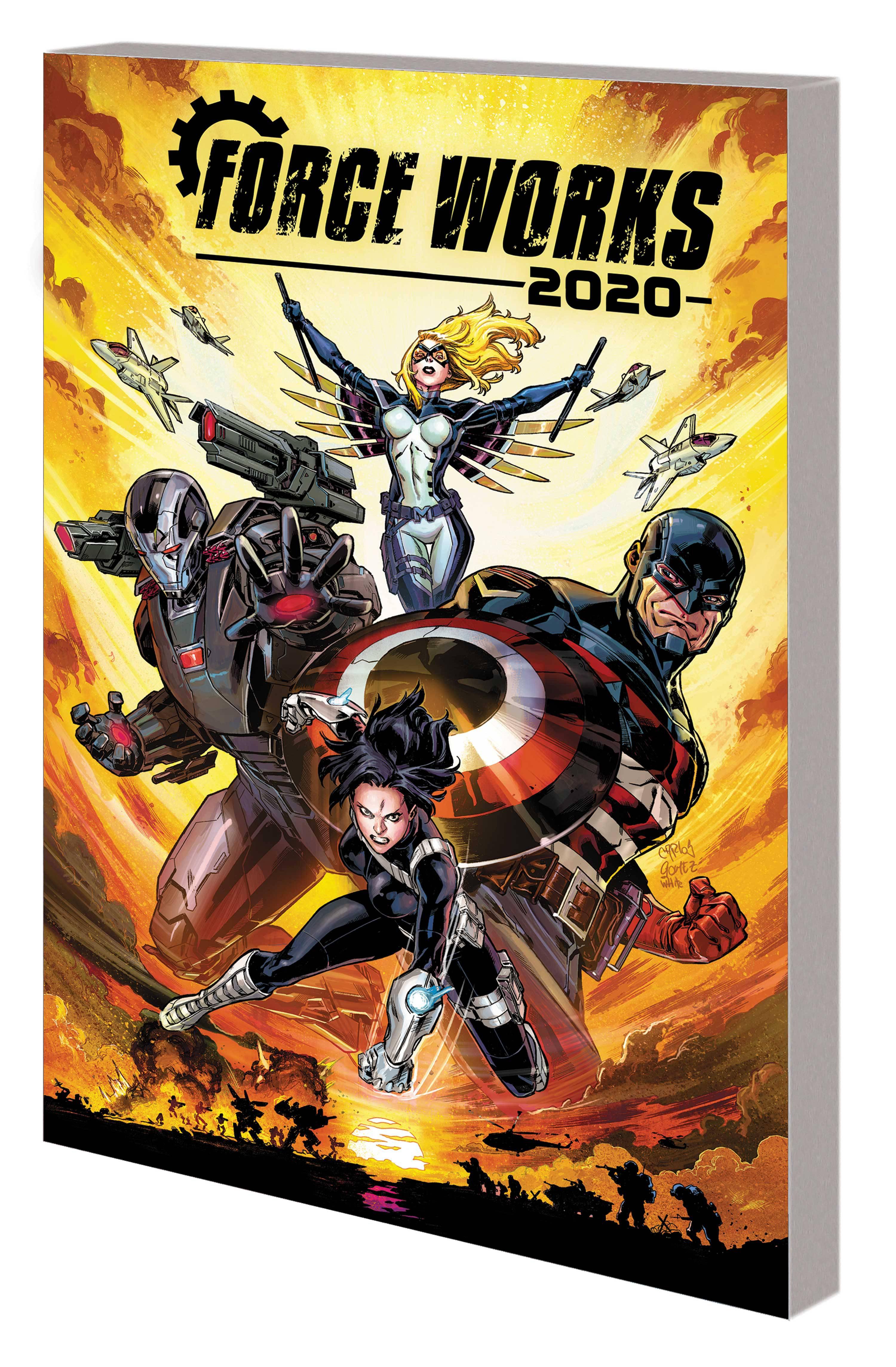IRON MAN 2020 ROBOT REVOLUTION TP FORCE WORKS