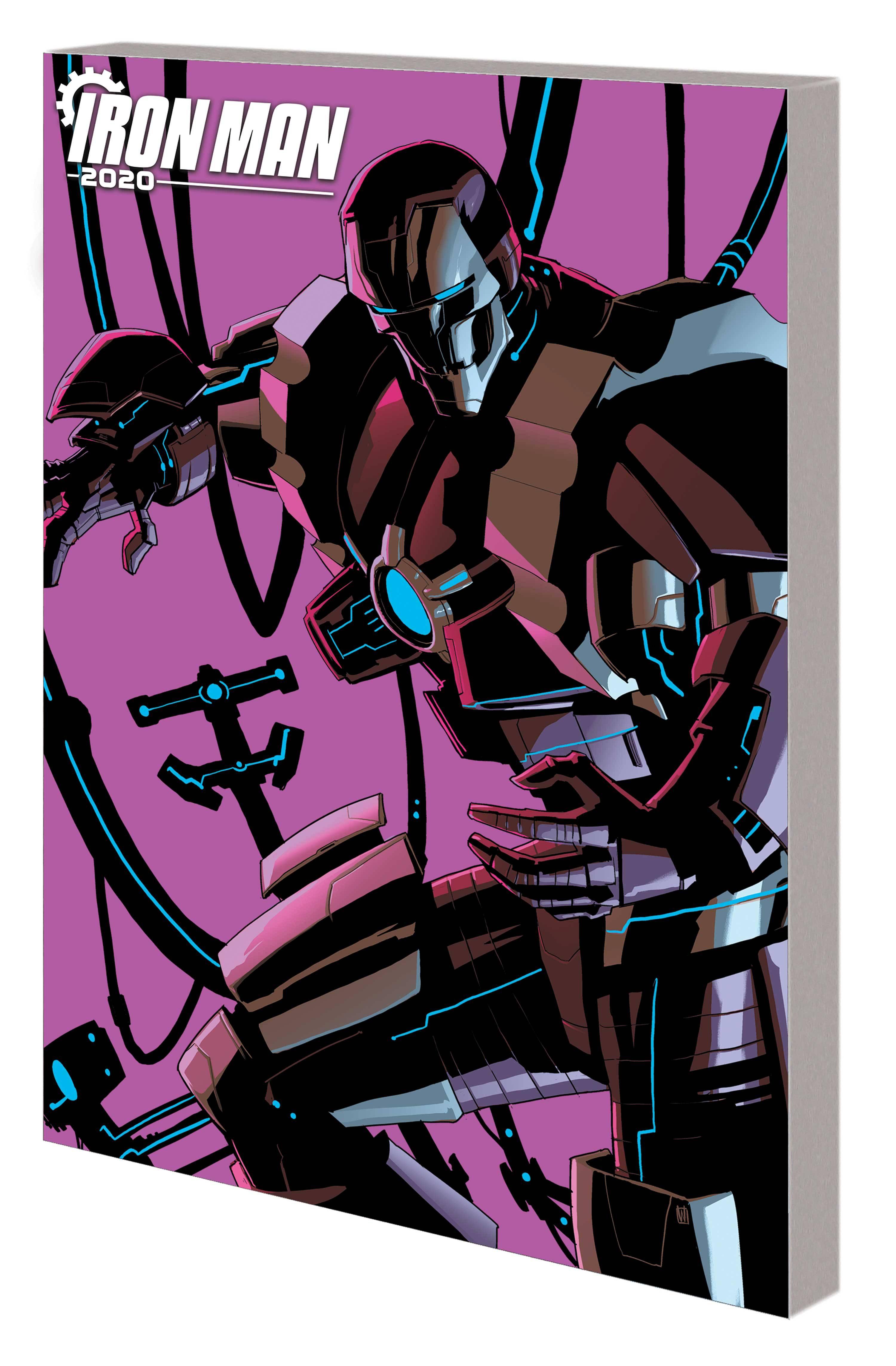 IRON MAN 2020 TP ROBOT REVOLUTION
