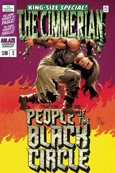 CIMMERIAN PEOPLE OF BLACK CIRCLE