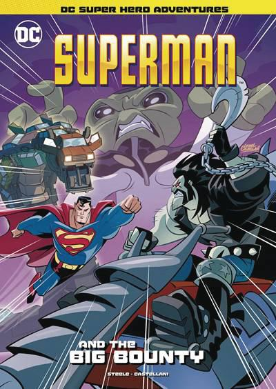 DC SUPER HEROES SUPERMAN YR TP SUPERMAN & BIG BOUNTY