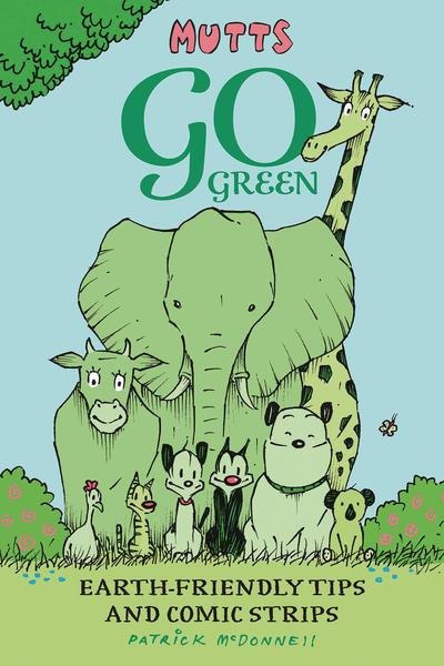 MUTTS GO GREEN TP