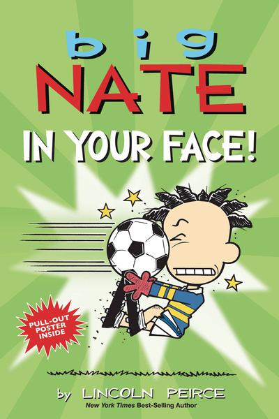 BIG NATE IN YOUR FACE TP