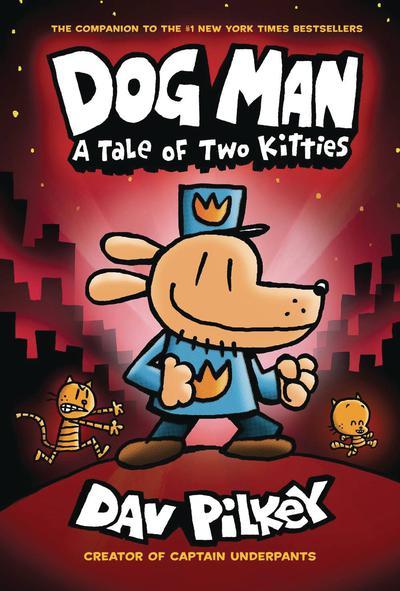 DOG MAN TP 03
