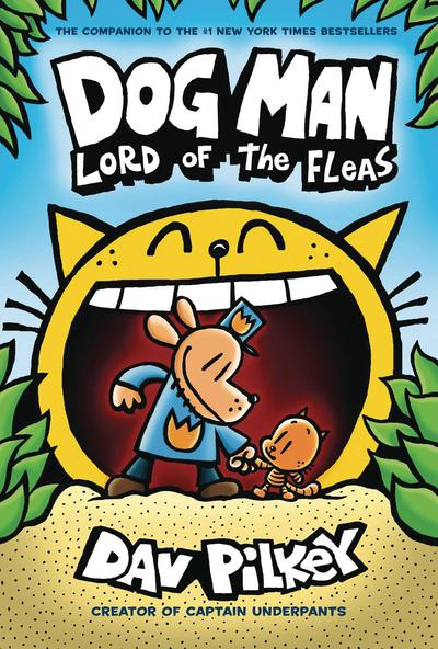 DOG MAN TP 05 LORD OF FLEAS