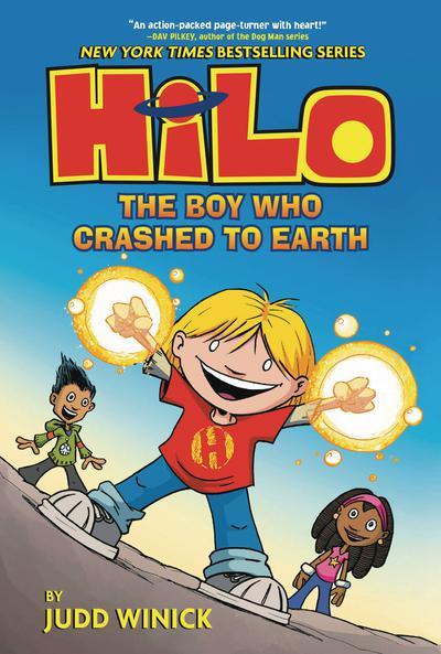 HILO TP 01 BOY WHO CRASHED TO EARTH