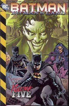BATMAN NO MANS LAND TP 05