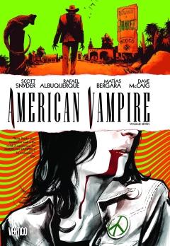 AMERICAN VAMPIRE TP 07