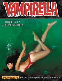 VAMPIRELLA ARCHIVES HC 14