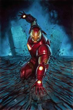 INVINCIBLE IRON MAN BY GRANOV POSTER
