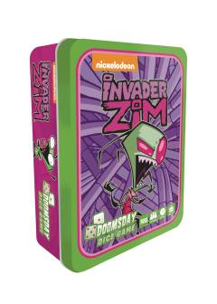 INVADER ZIM DOOMSDAY DICE GAME