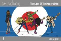 BAD MACHINERY POCKET ED TP 08 CASE OF MODERN MEN