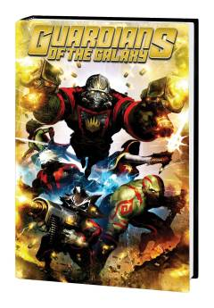 GUARDIANS OF THE GALAXY HC SOMEBODYS GOT TO MARVEL SELECT