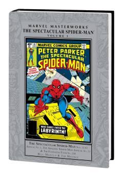 MARVEL MASTERWORKS SPECTACULAR SPIDER-MAN HC 03