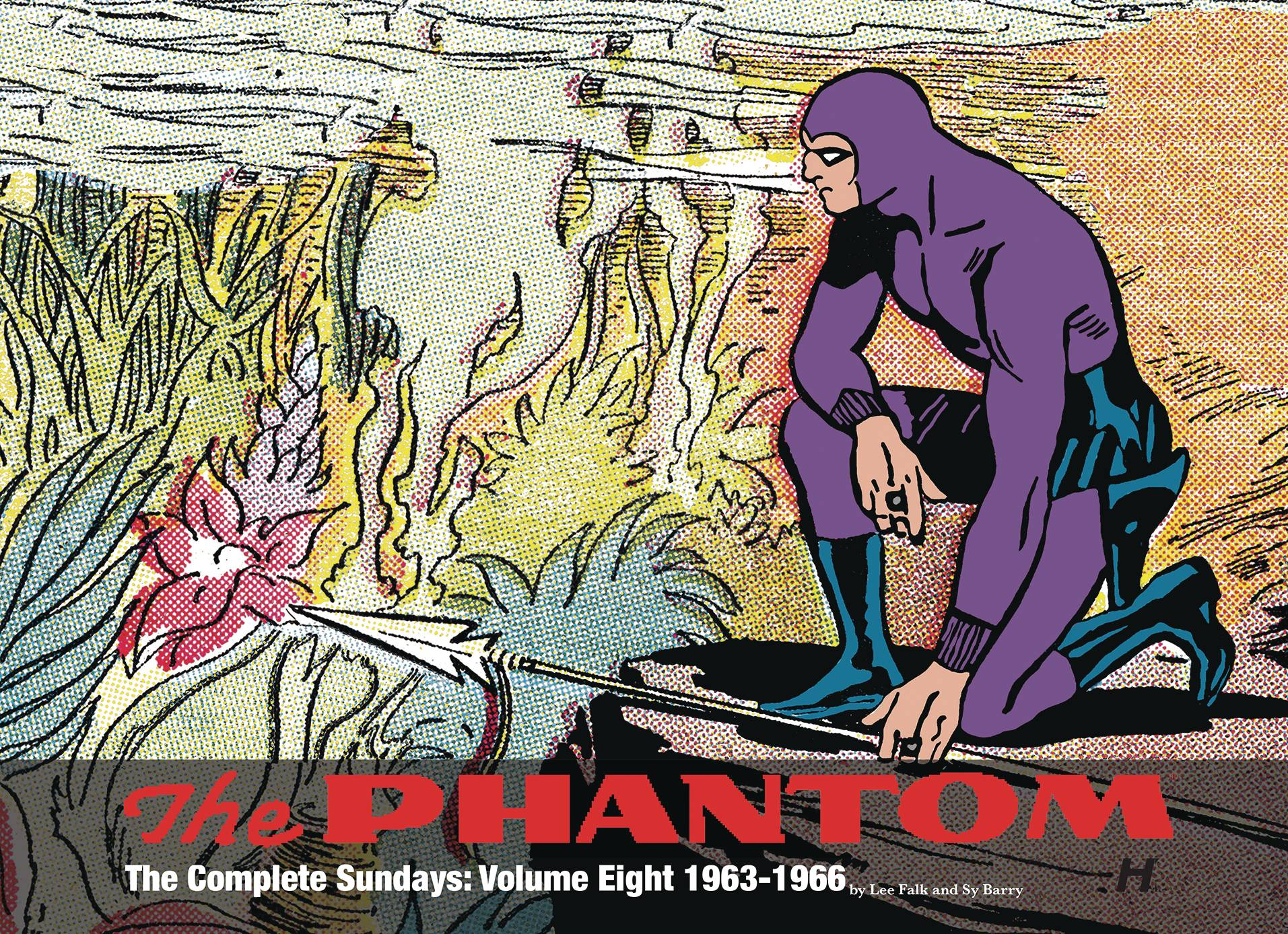 PHANTOM COMP SUNDAYS HC 08 1963-1966
