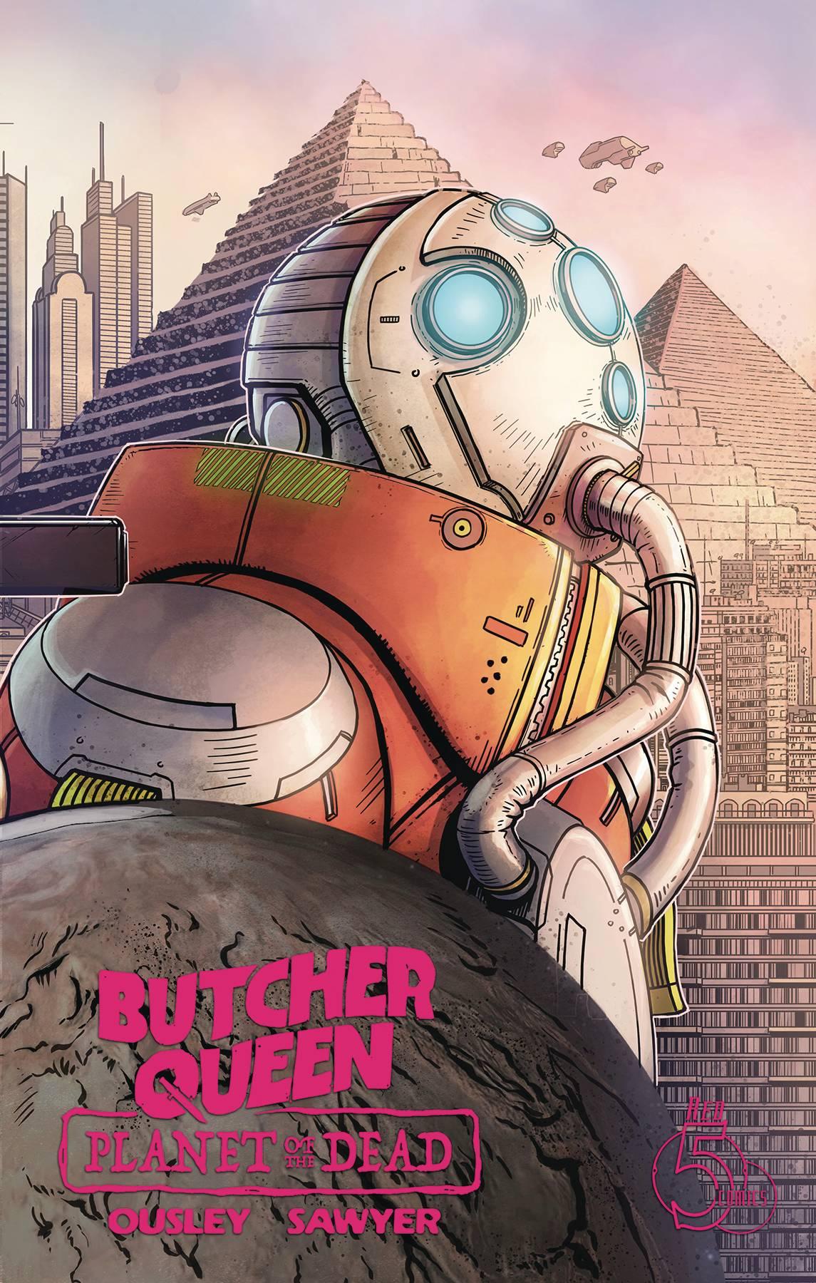 BUTCHER QUEEN PLANET OF THE DEAD