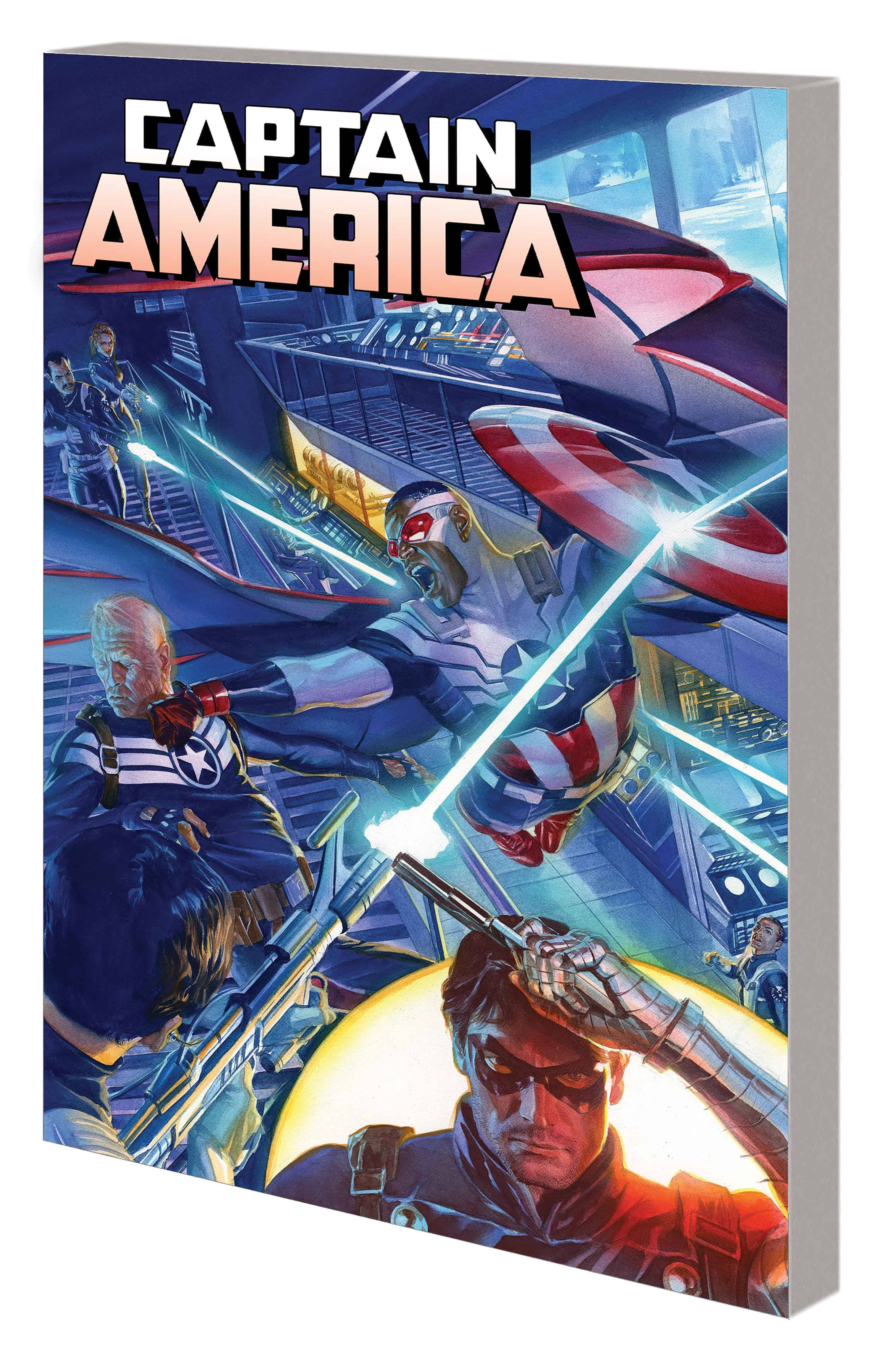 CAPTAIN AMERICA SAM WILSON COMPLETE COLLECTION TP 02