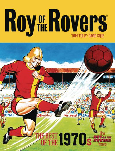 ROY OF THE ROBERS BEST OF 70S HC