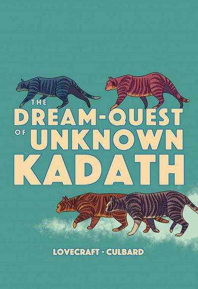 HP LOVECRAFT DREAM QUEST OF UNKNOWN KADATH TP