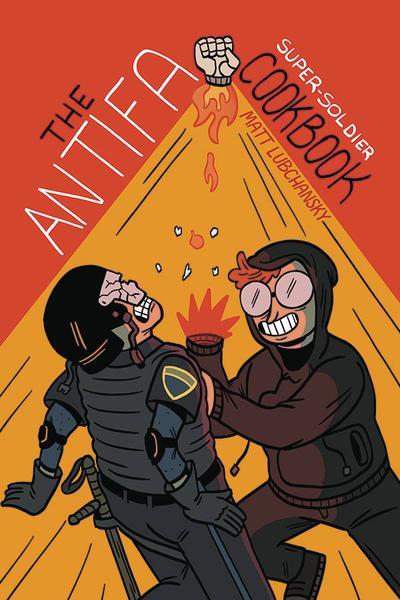 ANTIFA SUPER SOLDIER COOKBOOK TP