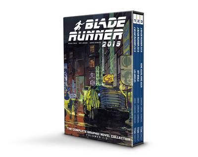BLADE RUNNER TP BOX SET