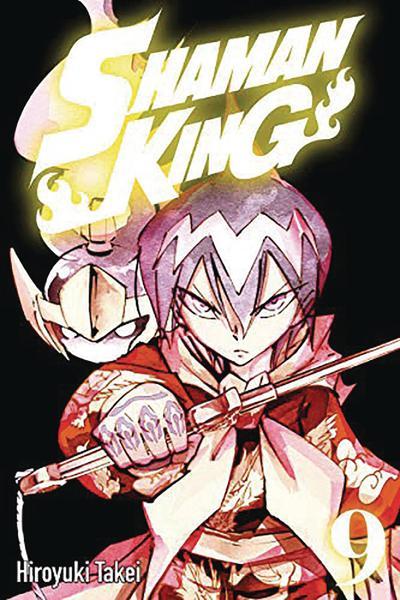 SHAMAN KING OMNIBUS GN 04