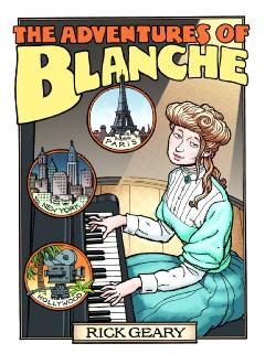 ADVENTURES OF BLANCHE HC