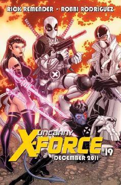 UNCANNY X-FORCE I (1-35)