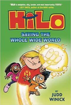 HILO HC 02 SAVING THE WHOLE WIDE WORLD