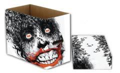 DC COMICS JOKER BATS 5 PK SHORT COMIC STORAGE BOX