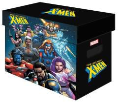 MARVEL GRAPHIC COMIC BOXES UNCANNY X-MEN
