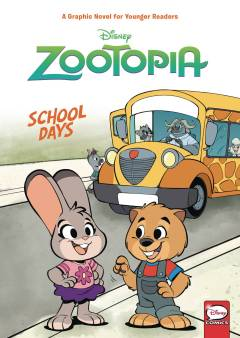 DISNEY ZOOTOPIA SCHOOL DAYS HC 01