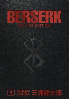 BERSERK DELUXE EDITION HC 03