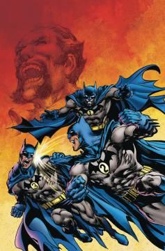 BATMAN VS RAS AL GHUL