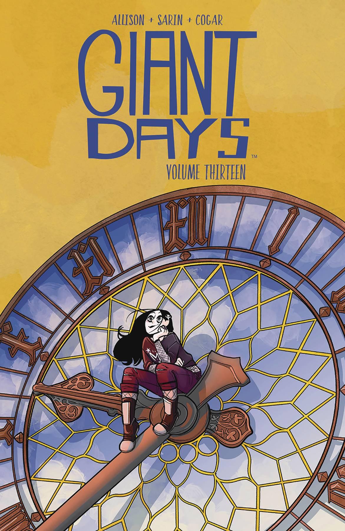 GIANT DAYS TP 13