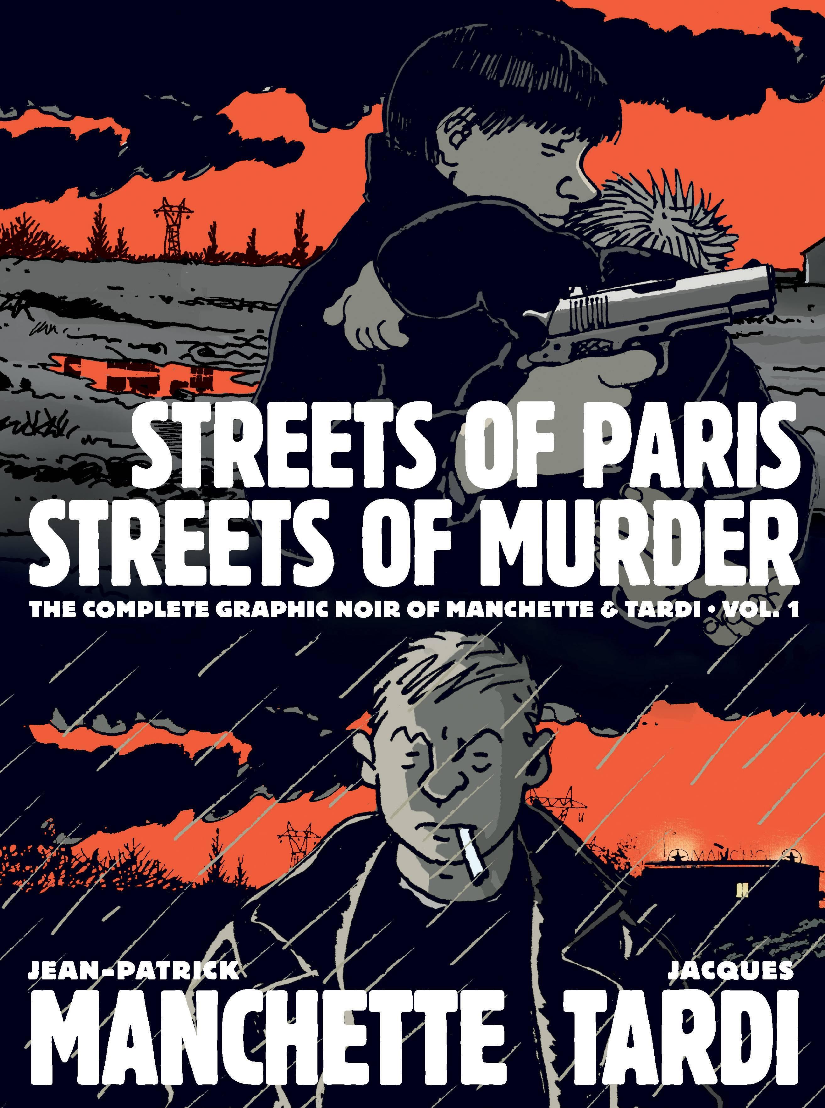 COMPLETE NOIR MANCHETTE TARDI HC 01 STREETS PARIS MURDER