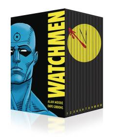 WATCHMEN COLLECTORS EDITION HC BOX SET