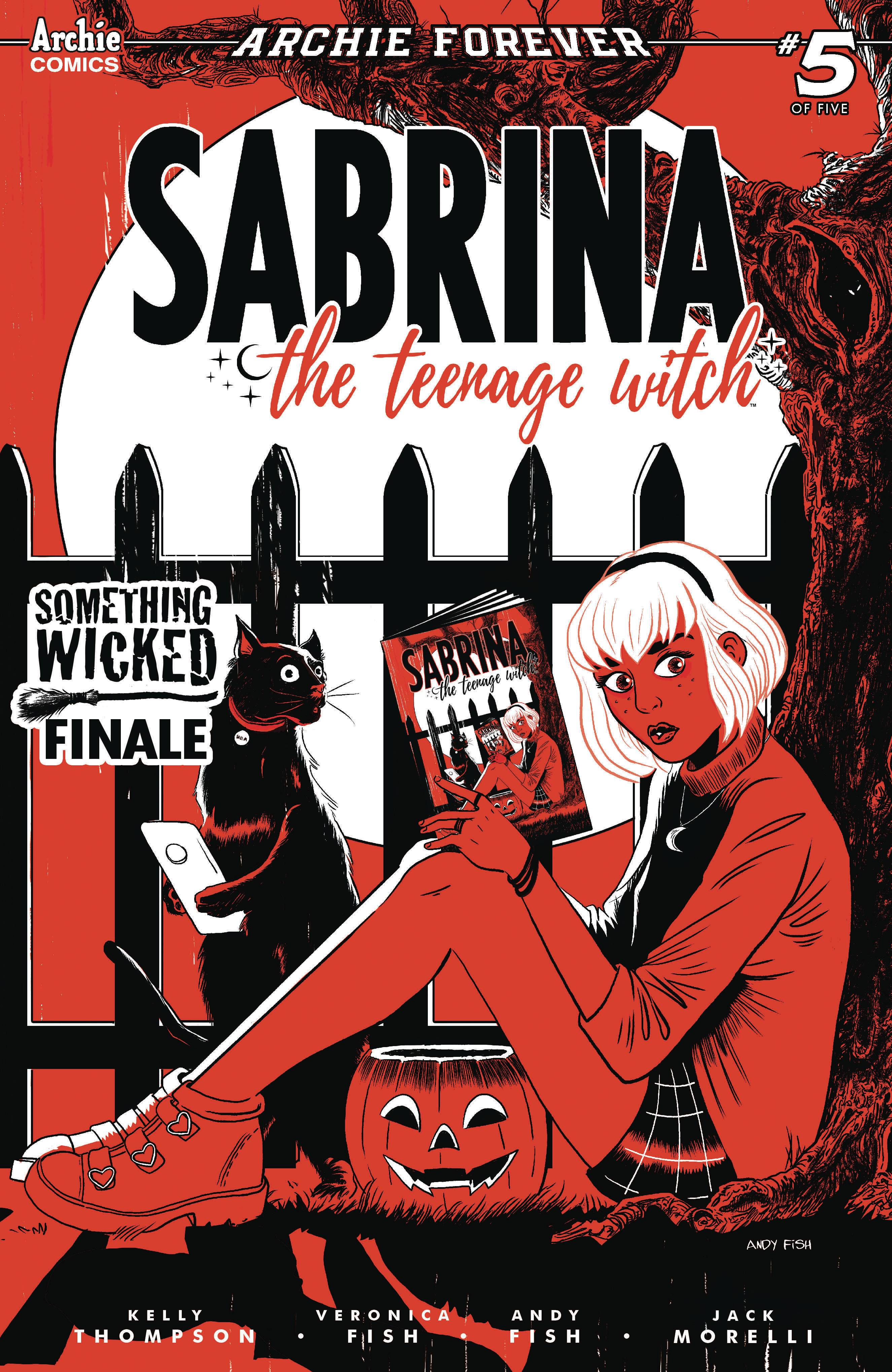 SABRINA SOMETHING WICKED