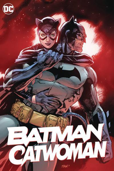 DF BATMAN CATWOMAN #1 WILLIAMS SGN