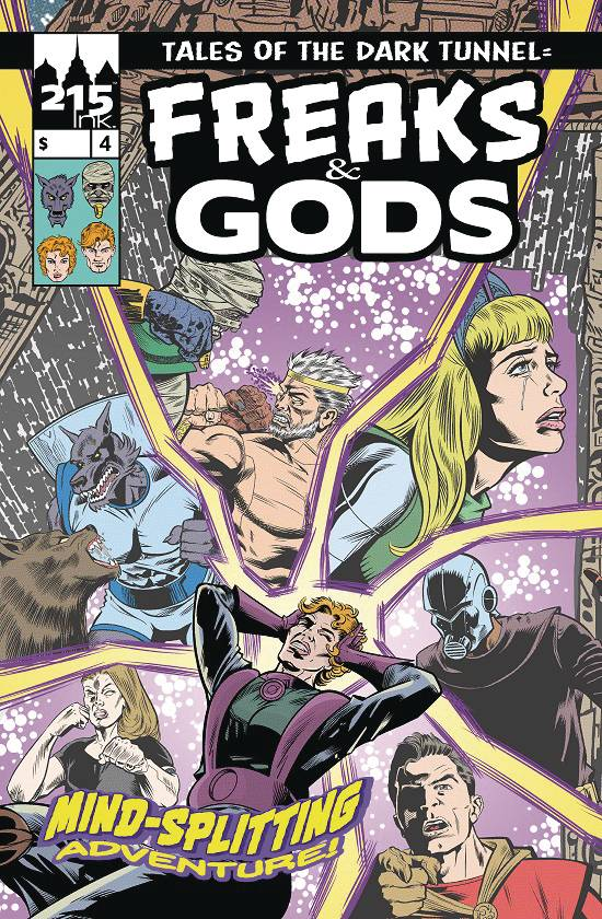 FREAKS & GODS